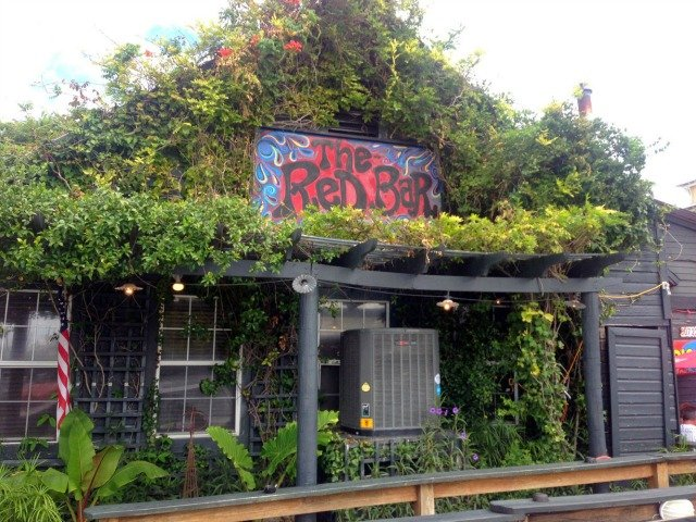 Red Bar in Grayton Beach