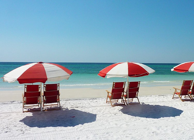 30A Beach Umbrella