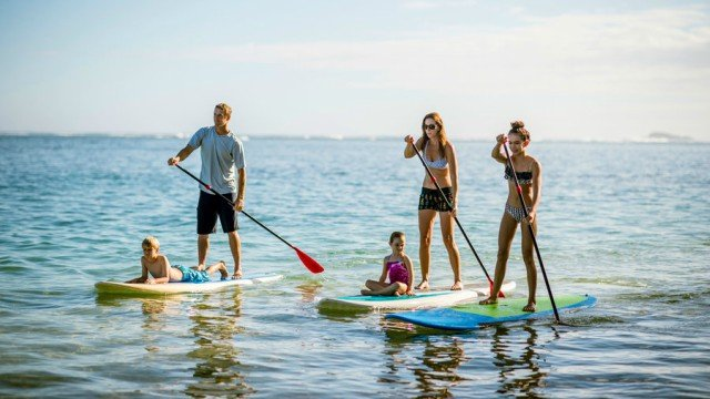 30A Stand up Paddleboarding