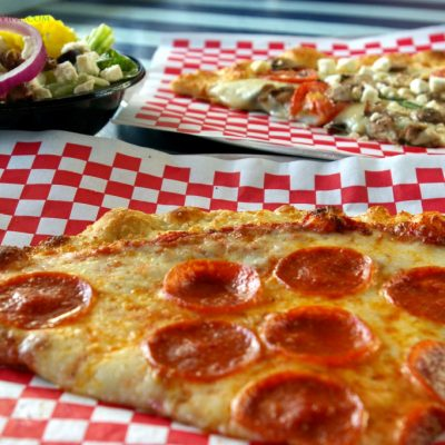 Bruno's Pizza in Watersound on 30A