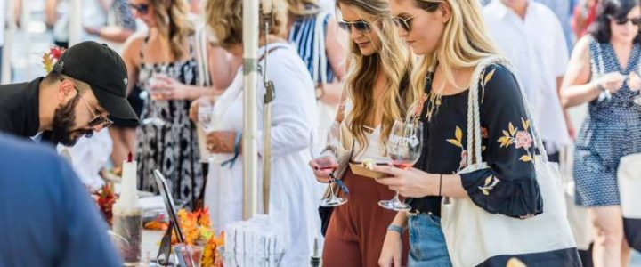 Harvest Wine & Food Festival at WaterColor