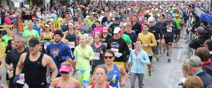 2019 Seaside School Half Marathon & 5k Run